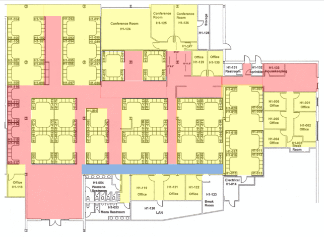 CarePlan Floor Plan