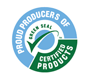 Proud producers of Certified Products